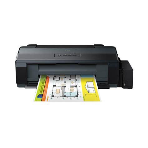 Printer Ukuran A3 Epson jual epson l1300 a3 ink tank printer harga