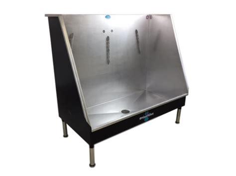 walk  dog washstainless steel wash contemporary