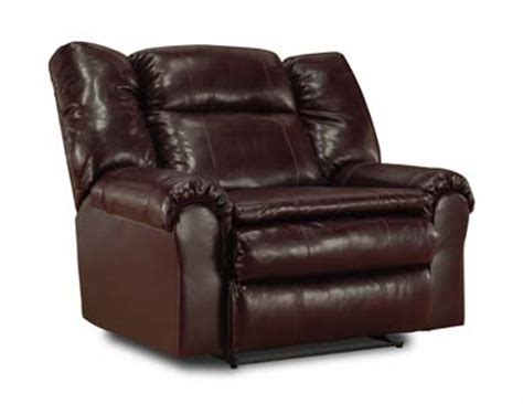 simmons big man recliner rent to own store furniture appliances tvs rent 2 own