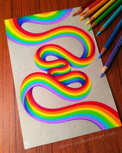 colorful things to draw rainbow stripes by dannii jo on deviantart and