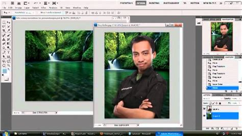 tutorial photoshop cs5 ganti background tutorial cara ganti background photoshop cs4 2015 cara