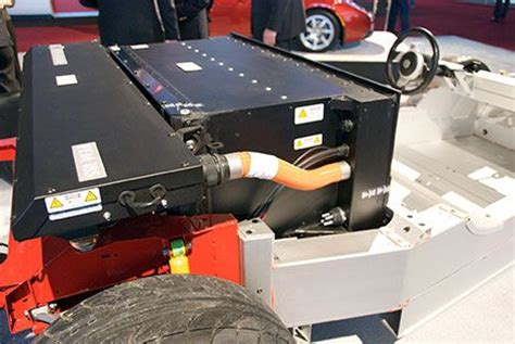 Tesla Electric Car Battery Cycle Analysis Of Electric Car Shows Battery Has Only