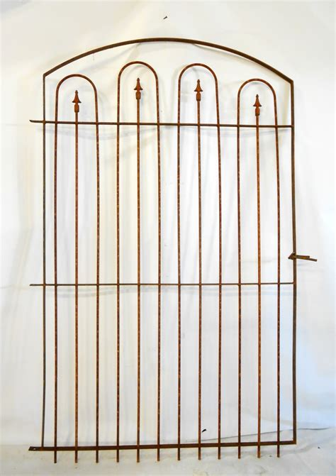 wide gates metal gate for 6 wrought iron fence 4 wide