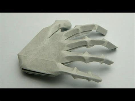 skeleton origami origami skeleton shafer fold and