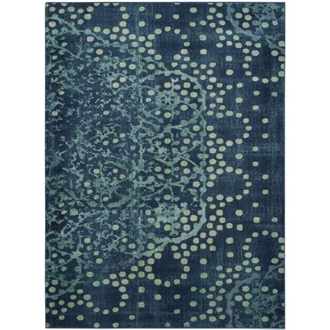 safavieh constellation vintage turquoise multi 2 ft 2 safavieh constellation vintage blue multi 6 ft 7 in x 9 ft 2 in area rug cnv750 2330 6 the