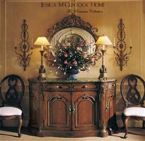 Hooker Dining Room Table jessica mcclintock furniture