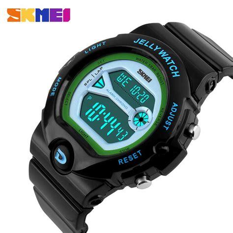 skmei jam tangan anak dg1153 black jakartanotebook
