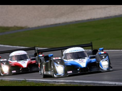 2009 peugeot 908 hdi fap le mans winner duo front angle