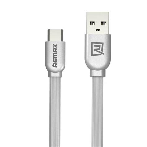 Remax Type C Apple Data Cable 1m Putih charging cable remax rc 047a type c to usb 1m