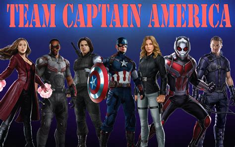 team captain america wallpaper team captain america wallpaper hd by xkillerben5798x on