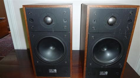 celestion sl6s bookshelf speakers for sale us audio mart