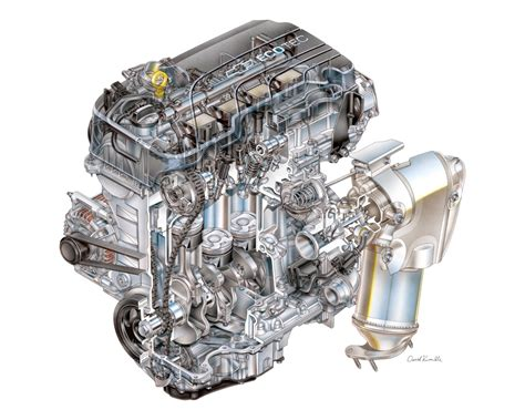 2016 chevy cruze ecotec 1 4 liter engine the news wheel