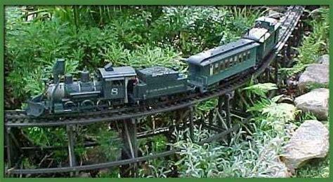 Garden Railway Accessories Garden Model Railways G Trains Tracks