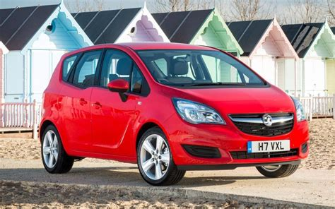 vauxhall car vauxhall meriva review do fancy doors a fancy car