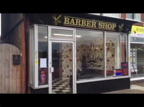 youtube shop layout barber shop design england youtube