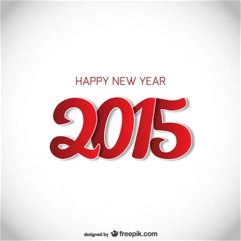 new year card size newyear 2015 vectors photos and psd files free