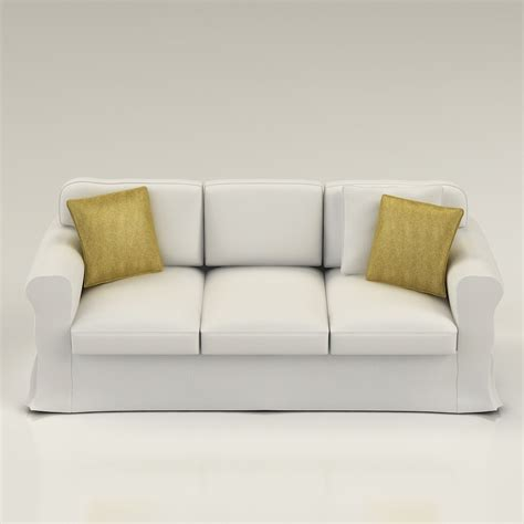ikea sofa ektorp 3d ikea ektorp sofa high quality 3d models