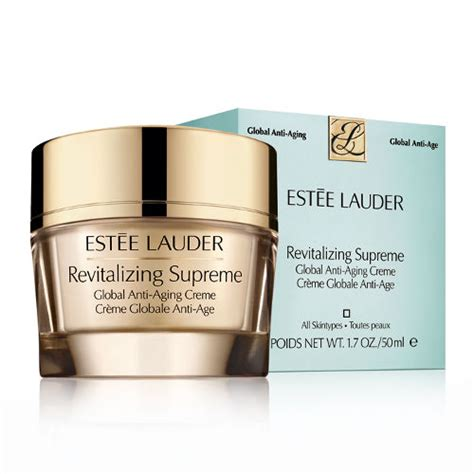 revitalizing supreme estee lauder revitalizing supreme global anti aging creme