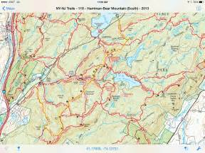 Harriman State Park Map by Mpf Hike Seven Hills Trail In Harriman State Park 10