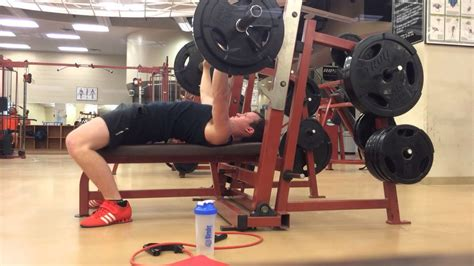 205 bench press bench press 205 lbs x 7 youtube