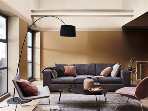 kombinasi warna cat ruang tamu minimalis terbaik