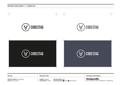 Imjustcreative Template Master Client Logo Sheet Template For