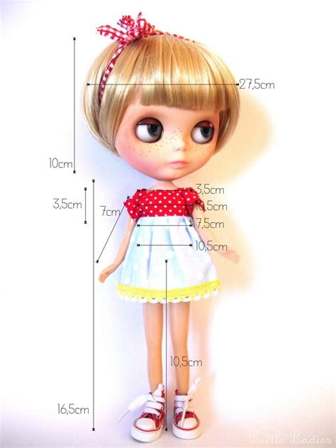 lottie doll measurements 43 best images about blythe sewing patterns on