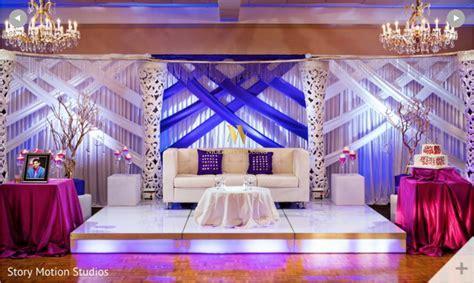 Wedding Reception Stage Decoration Ideas