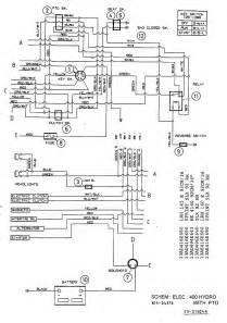 yard man riding mower wiring diagram free download man