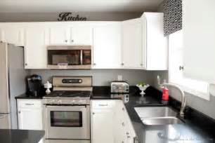 white painted kitchen cabinets black and white kitchen remodel with painted cabinets