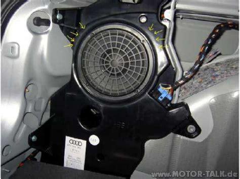 Speaker Bluetooth W123 Original subwoofer im kofferraum chrous gegen concert2 tauschen