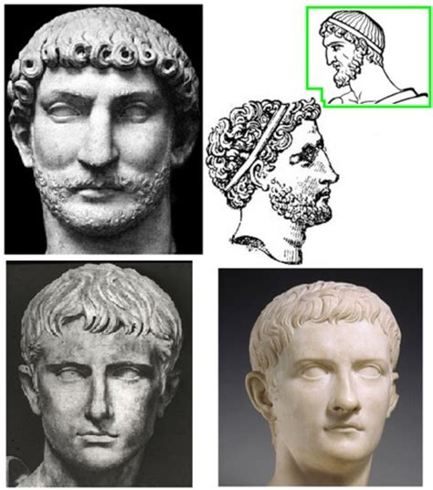 greek boy haircut ancient roman hairstyles for men google search pompeii