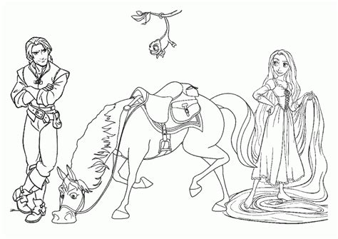 Coloring Page For by Rapunzel Coloring Pages Best Coloring Pages For