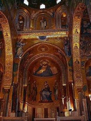 casa dello scaffale roma mosaici bizantini della sicilia