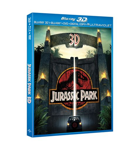 universal studios home entertainment jurassic park 3d we
