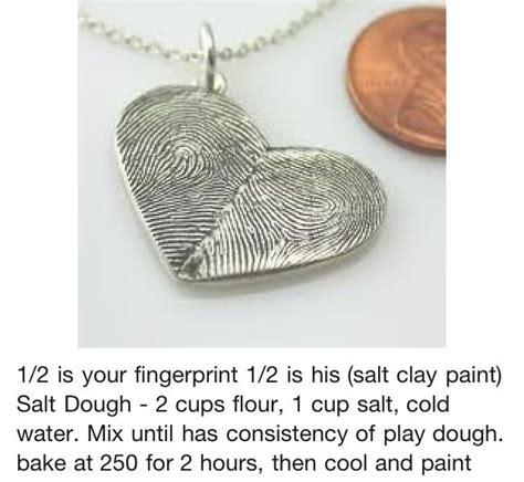 make fingerprint jewelry fingerprint charm diy things to do and make