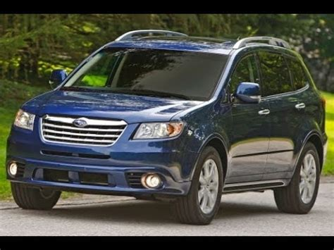 subaru tribeca 2014 new subaru tribeca suv 2014 interior and exterior review