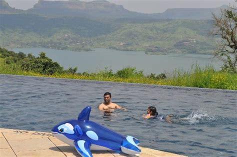 club mahindra tungi lake pavna view from centre picture of tungi lake pavna