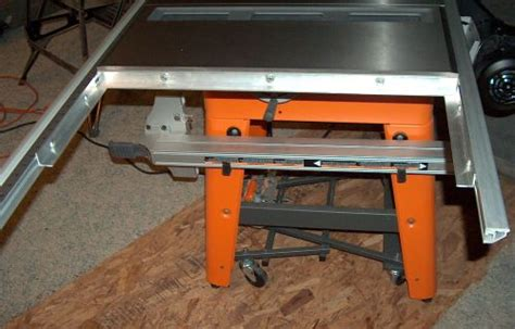 Ridgid Table Saw Extension by Index Of Tg3k Images Ridgid Tablesaw