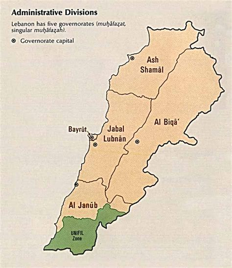 middle east map lebanon nationmaster maps of lebanon 21 in total