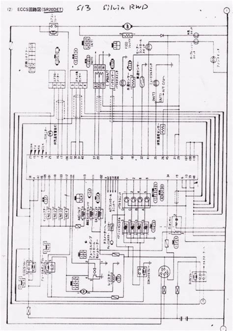 wiring diagram nissan bluebird u12 wiring diagram with