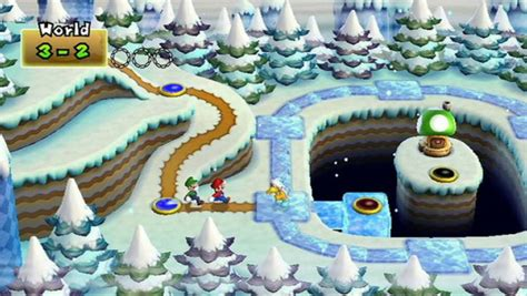 world 3 mushroom house new super mario bros wii cheats and tips guide