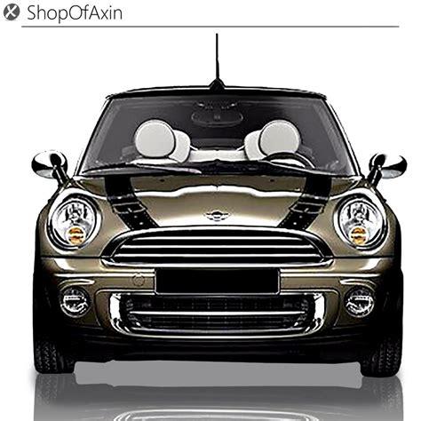 belt style car hood deco graphics decoration sticker