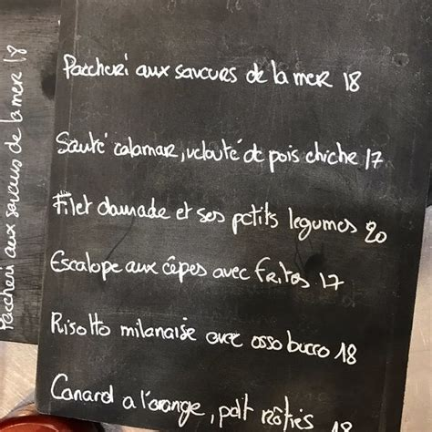 Comptoir Monaco by Le Comptoir Monaco Ville Restaurant Reviews Phone