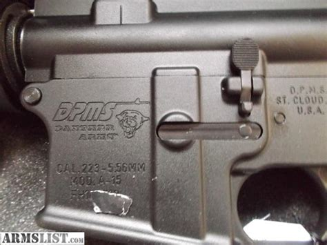 Oracle Hardcase armslist for sale dpms panther oracle ar15 223 556 nib