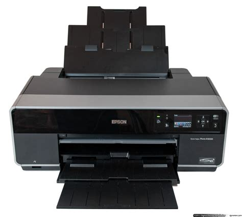 Printer Epson R3000 epson r3000 review digital photography review