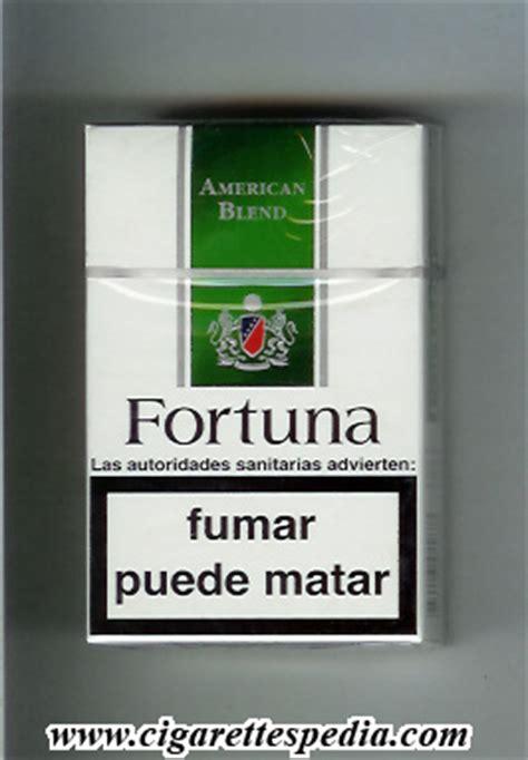 price of fortuna cigarettes in spain winston houston