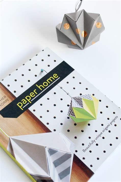 Home Origami - paper home book review