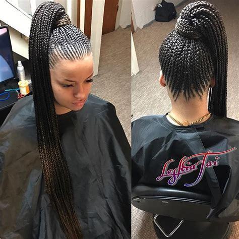 carrot ponytail hairstyles sexy nicki braids hairstyles healthyscalp feedinsfly