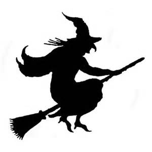 witch silhouette template bestsellerbookdb
